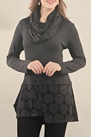 Variations  Tunic With Scarf - Product Mini Image