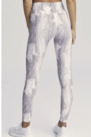 Varley Century Legging Marbleized - Front full body