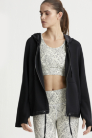 Varley Moreno Sophisticated Hoodie - Front full body