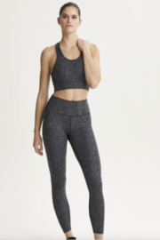 Varley Nocturnal Feathers Luna Legging - Front cropped