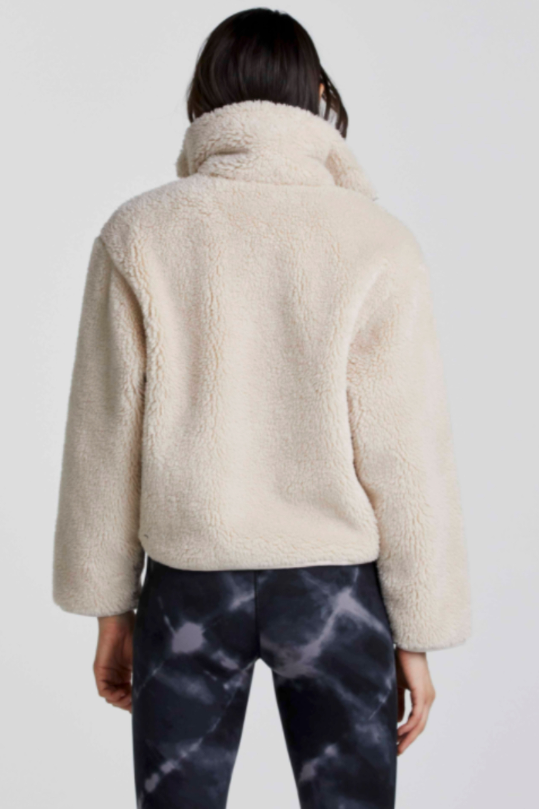 Varley Sherpa zip Front - Front Full Image