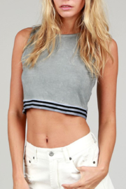 POL Varsity Crop Top - Product Mini Image