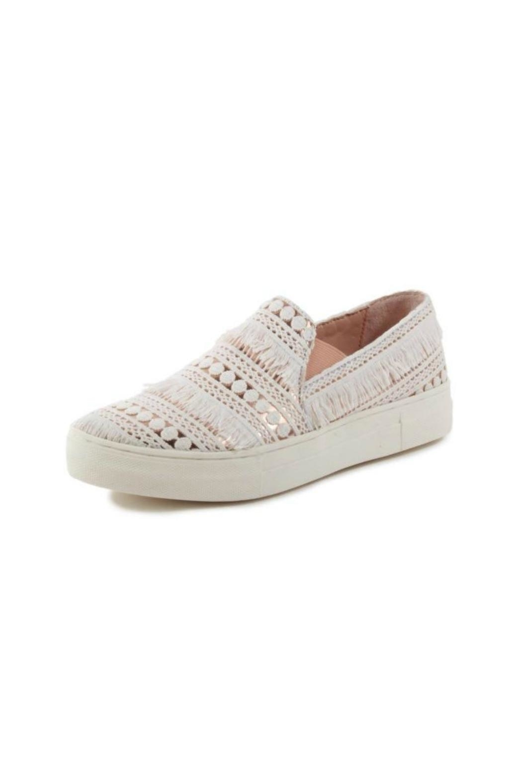 Seychelles Varsity Sneaker - Front Cropped Image