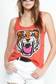 Lauren Moshi Varsity Tiger Tank - Product Mini Image