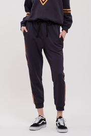 J.O.A. Varsity Track Pant - Front cropped