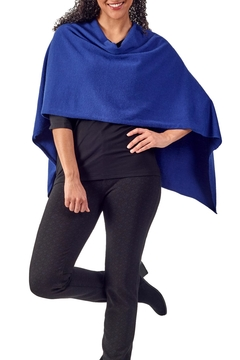 Shoptiques Product: Electric Blue Cape