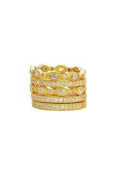 Freida Rothman  Vault Ring Stack - Product List Image