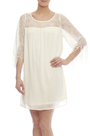 VaVa Ivory Dress - Front cropped