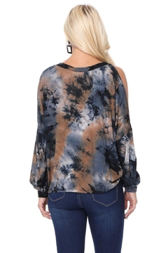 Vava by Joy Hahn Soina Tie-Dye Top - Alternate List Image