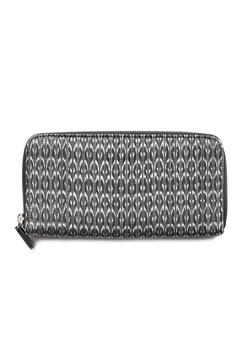 Shoptiques Product: Black Woven Wallet