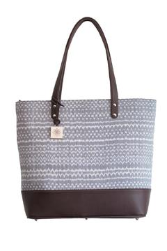 Shoptiques Product: White Ayate Woven Bag