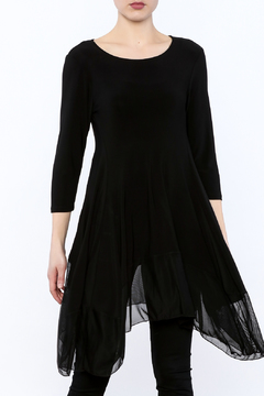 Shoptiques Product: Little Black Tunic Top