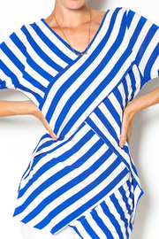 Vecceli Italy Striped Tunic - Other