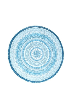Shoptiques Product: Veda Round Blanket