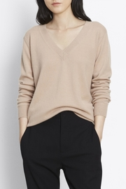 Vince Vee Cashmere Sweater - Back cropped