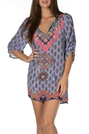 Tolani Veera Silk Tunic - Product Mini Image