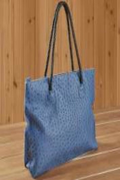 Patricia's Presents Vegan Blue Tote - Product List Image