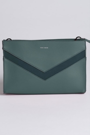 Pixie Mood Vegan Clutch - Front cropped