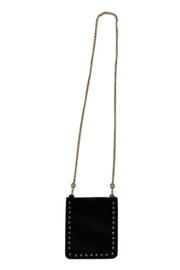 Ah!dorned Vegan Crossbody w Gold Studs - Product Mini Image