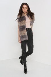 UNREAL FUR Vegan Faux-Fur Scarf - Product Mini Image