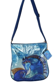 Patricia's Presents Vegan Horse Bag - Front cropped