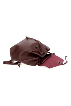 joseph d'arezzo Vegan Leather Backpack - Alternate List Image