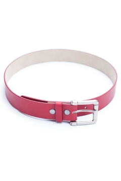 Anzell Vegan Leather Belt - Alternate List Image