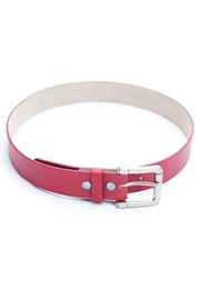 Anzell Vegan Leather Belt - Front cropped