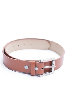 Anzell Vegan Leather Belt - Product List Image