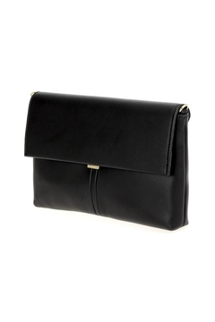 joseph d'arezzo Vegan Leather Clutch - Product List Image