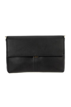joseph d'arezzo Vegan Leather Clutch - Alternate List Image