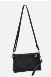 Empire Handbags  Vegan Leather Crossbody - Product Mini Image