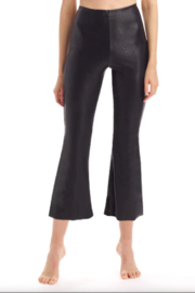 Commando Vegan Leather Flare Legging - Product Mini Image
