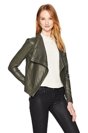 BB Dakota Vegan Leather Jacket - Product Mini Image