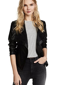 BB Dakota Vegan Leather Jacket - Product List Image