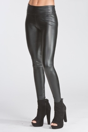 Runway & Rose Vegan Leather Leggings - Product Mini Image