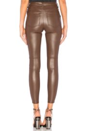 Free People Vegan Leather Pants - Product Mini Image