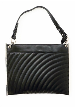 INZI Bags Vegan Leather Quilted Crossbody - Alternate List Image