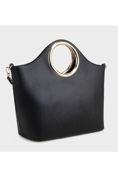 Isabelle Vegan Leather Tote - Alternate List Image
