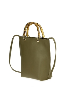 joseph d'arezzo Vegan Leather Tote - Alternate List Image