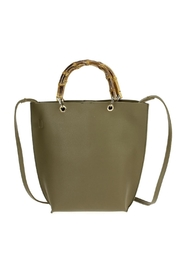 joseph d'arezzo Vegan Leather Tote - Product Mini Image