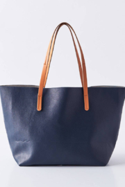 Boon Supply - Vegan Leather Tote - Product Mini Image