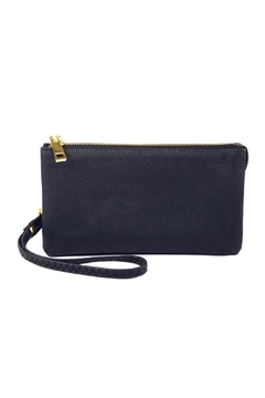 Shoptiques Product: Vegan Leather Wristlet