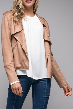 Shoptiques Product: Vegan Moto Jacket