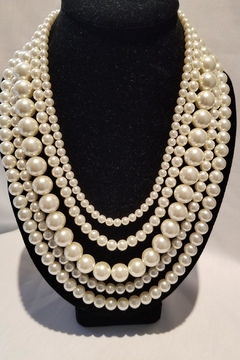Anne Koplik Vegan Pearls - Alternate List Image