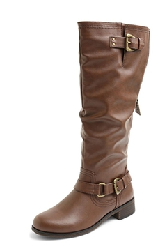 XOXO Vegan Riding Boot - Product List Image