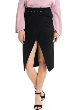 Shoptiques Product: Vegan Slit Skirt
