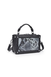 Urban Expressions Vegan Snake Crossbody - Product Mini Image