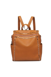 Urban Expressions Vegan Studded Backpack - Product Mini Image