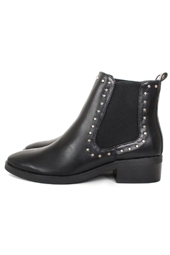 Shoptiques Product: Vegan Studded Boots